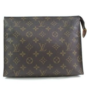 Monogram Toiletry Pouch Poche 26 866963